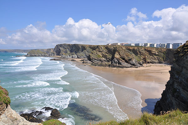 The Kenton, Newquay, Cornwall